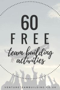 60 free team building activities