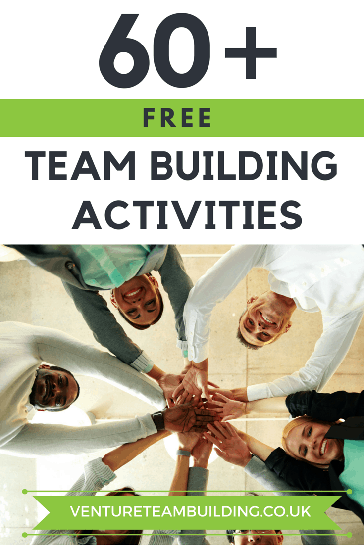 team building activities for teamwork