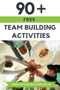90+ Free Team Building Activities