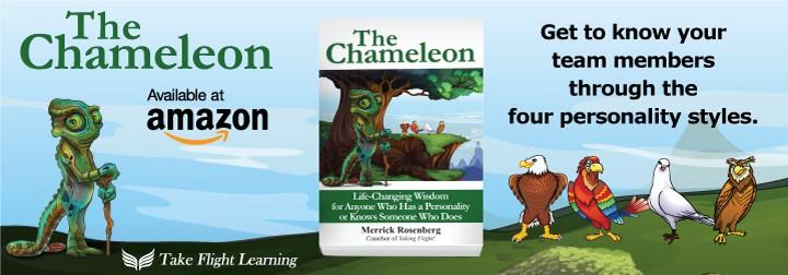 Buy The Chameleon on Amazon Today!
