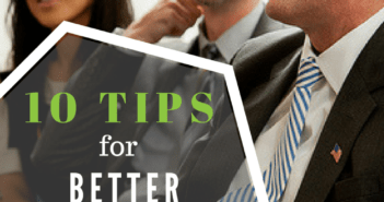 10 Tips Better Facilitation
