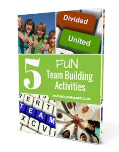 Free eBook - 5 Fun Team Building Activities