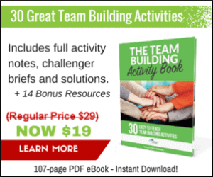 Team Buidling Book