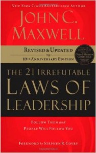 Laws of leadership