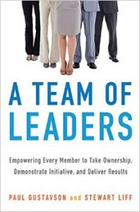 team of leaders