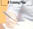 How To Write A Training Plan