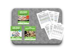 The Team Building Tool Kit - Plus Package