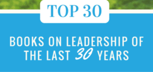 top 30 books on leadership of the last 30 years