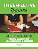 The Effective Trainer - Step by step guide