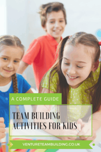 A complete guide - Team Building Activities for kids