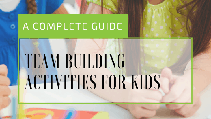 team building activities for children