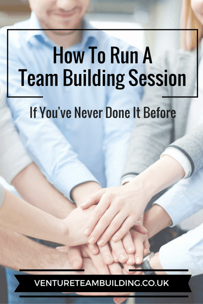 How To Run A Team Building Session