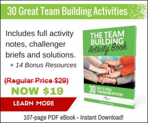 Team Building Book