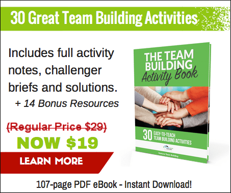 Team Building Book