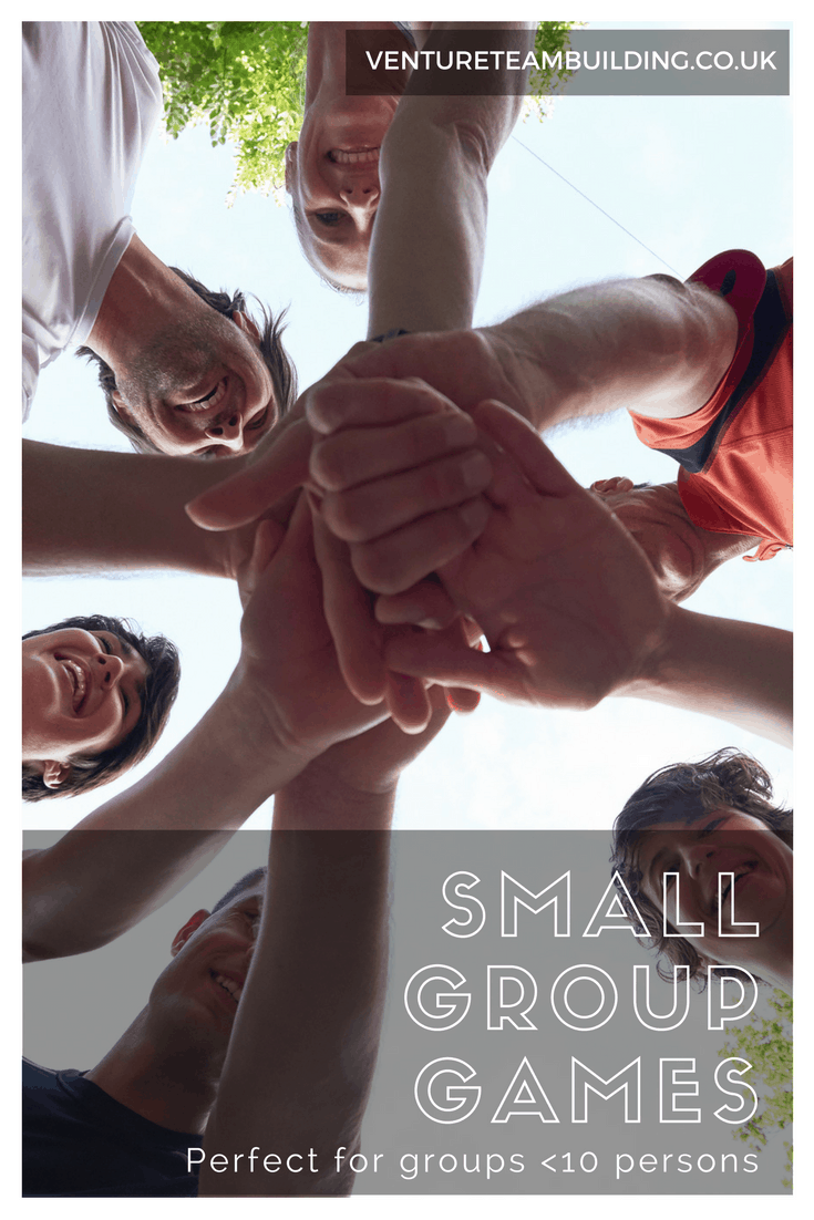 Small Group Games