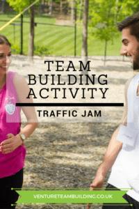 Team Building Activity - Traffic Jam