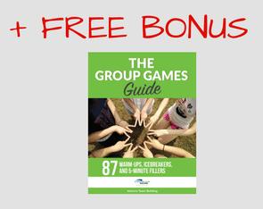 Free Bonus - the group games guide
