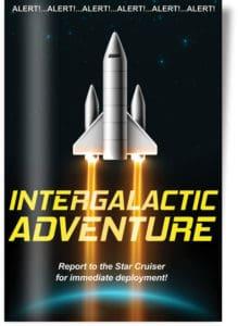Team Builders Plus - Intergalactic Adventure