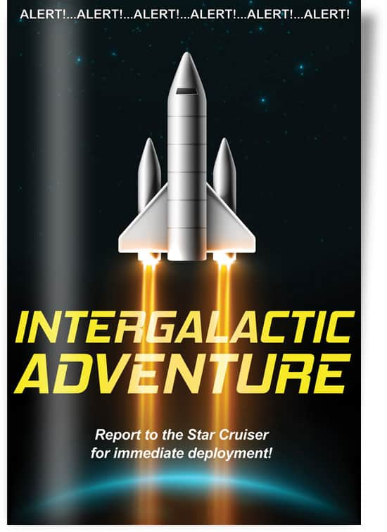 Intergalactic Adventure - Team Building Activity