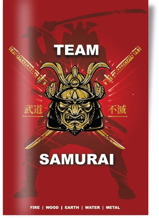 Team Samurai - Team Building Program