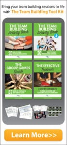 Bring your team building sessions to life with the Team Building Tool Kit