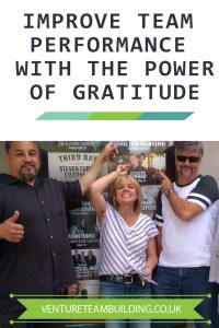 Improve Team Performance With The Power of Gratitude
